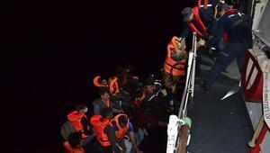 Edirnede bir haftada 4 bine yakın düzensiz göçmen yakalandı