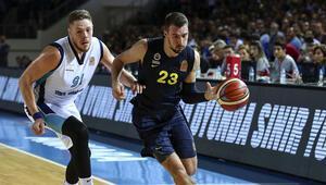 Stimac ve Buva Fenerbahçe ile idmana çıkacak