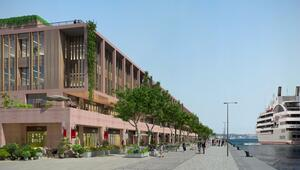 Galataport İstanbul mayıs ayında açılacak