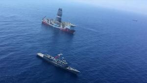KKTCden Doğu Akdeniz açıklaması: Akdenizde oldu bittiye boyun eğmeyeceğiz
