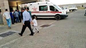 Karlıovada kuzenler çatıştı:  4 yaralı