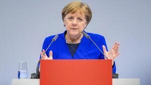 Almanya Başbakanı Merkelden İran açıklaması