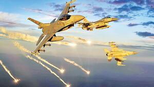 MSB açıkladı: 7 PKKlı terörist etkisiz hale getirildi