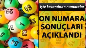 MPİ 26 Ağustos On Numara çekiliş sonuçları On Numarada 57 bin TL sahibini buldu