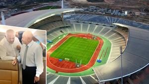 Olimpiyat Stadı, Wembley gibi olacak