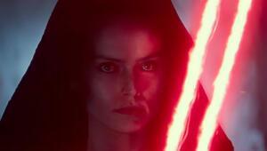 Star Wars: The Rise of Skywalker filminde Rey şoku