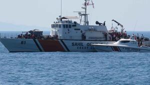 Çanakkalede 239 kaçak göçmen yakalandı