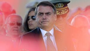 Bolsonaro Amazonlardaki yangınlar için yapılan yardımı reddetti