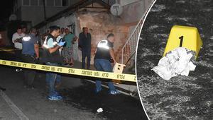 4 gün önce operasyon yapılan eve, molotof kokteylli saldırı