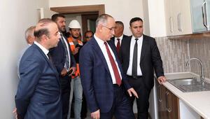 TOKİ Ankarada bugüne kadar 94 bin 994 konut inşa etti