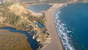 İztuzu Plajının işletmesi Ortaca Belediyesine devredildi