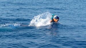 Ortacada doğa için yüzme şenliği