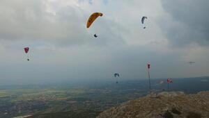 Paraşüt sevdalıları Mustafakemalaşa'da buluşacak