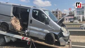 Civciv satmaya giden anne ve kızı kazada hayatını kaybetti