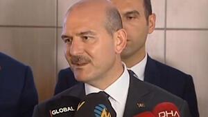 Bakan Soylu: Yurt içindeki terörist sayısı 600ün altına düştü