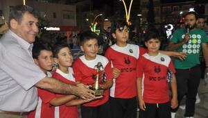 Sokak Futbol Turnuvası sona erdi