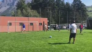 Ergin Ataman penaltı attı