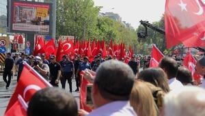 Başkent 30 Ağustos Zafer Bayramı'na hazır