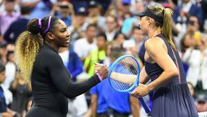Serena Williams - Sharapova (ÖZET)