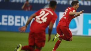 Schalke 04 - Bayern Münih (ÖZET)