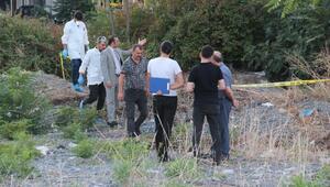 Zeytinburnunda boş arazide erkek cesedi bulundu