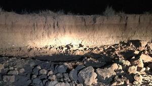 Ereğlide toprak kayması: 2 çocuk öldü, 2 çocuk yaralandı