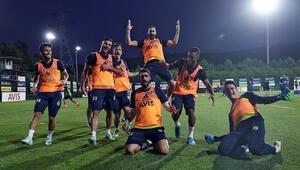 Fenerbahçenin yeni transferi takıma çabuk ısındı