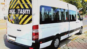 İstanbul'da okul servisleri ve taksiye zam