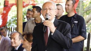 Erdoğan'a yanıt: Teröre teslim etmeyeceğiz