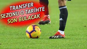 Yaz transfer sezonunda son günler Transfer dönemi ne zaman bitecek