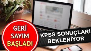 KPSS sınav sonuçları ne zaman açıklanacak