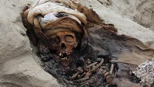Peruda bulunan dünyanın en büyük çocuk mezarlığı
