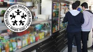 'Okul Gıdası' için düzenleme talebi