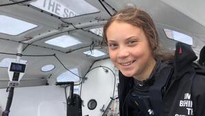 Okyanusta 14. gün: Greta bugün ABD'ye ulaşıyor