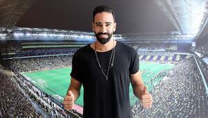 Fenerbahçeye üçüncü Fransız futbolcusu Adil Rami oldu