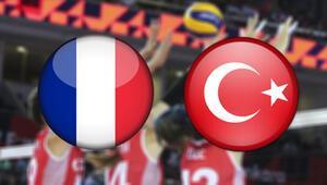 Avrupa Voleybol Şampiyonasında geri sayım Fransa Türkiye Voleybol maçı ne zaman saat kaçta hangi kanalda