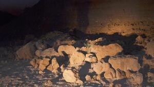 Kayan toprağın altında kalan 2 çocuğun cenazesi Suriyeye gönderildi