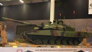 Altay tankının önemli görev yükünü ASELSAN sağlayacak