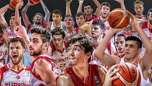 Türkiye, 5. kez FIBA Dünya Kupasında