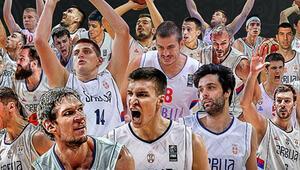 1998 ve 2002nin şampiyonu Sırbistan, yıldızlarıyla geliyor