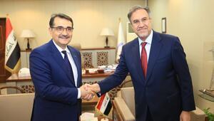 Bakan Dönmez açıkladı: Irak-Türkiye arasında yeni petrol hattı gündemde