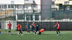 Yeşilyurt Belediyespor - 12 Bingölspor: 5-0