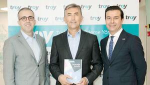 TROY logolu kart 9 milyona ulaştı