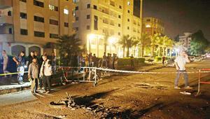Gazze'de alarm