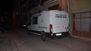 İzmirde şüpheli ölüm