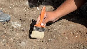 Kayseride tek parça halinde mamut fosili bulundu