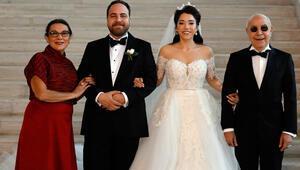 Mazhar Alanson'un mutlu günü Oğlunu evlendirdi