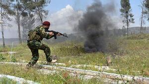 YPG/PKK ve ÖSO arasında şiddetli çatışmalar