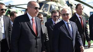 Cumhurbaşkanı Erdoğandan net mesaj: Boşuna gelmedik buraya