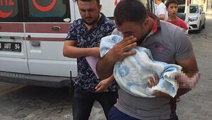 Çok acı olay Çocuk gelinin 3 aylık bebeği ölü bulundu
